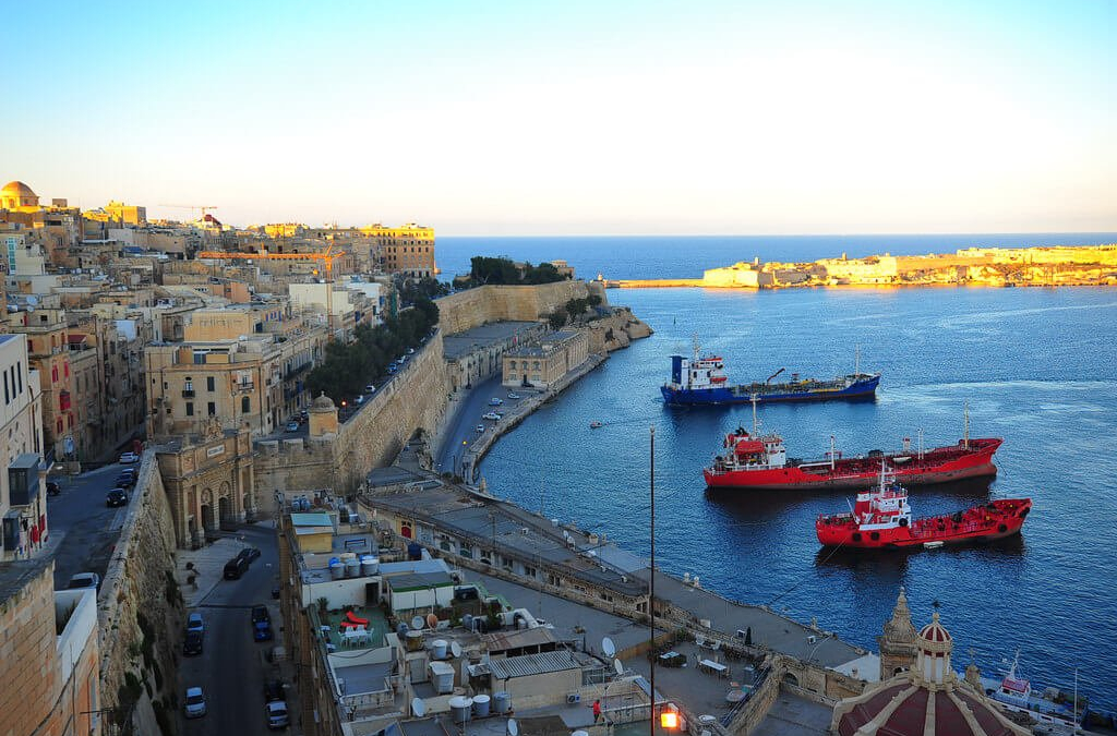 Valletta, Malta: Winter Ain't Coming