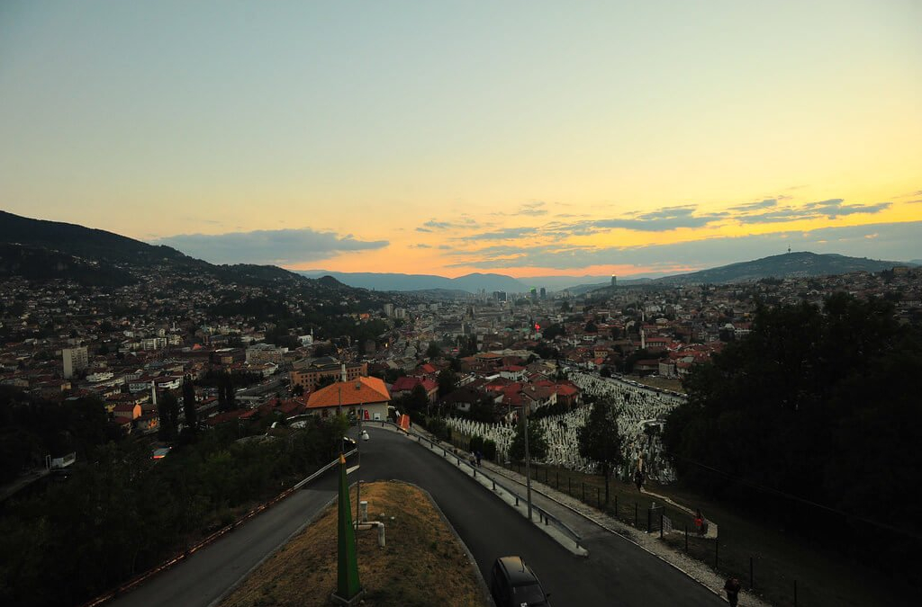 Sleepless In Sarajevo