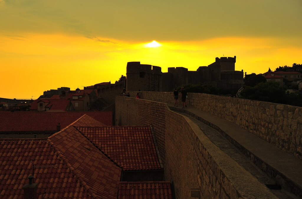 Returning To King's Landing: Dubrovnik