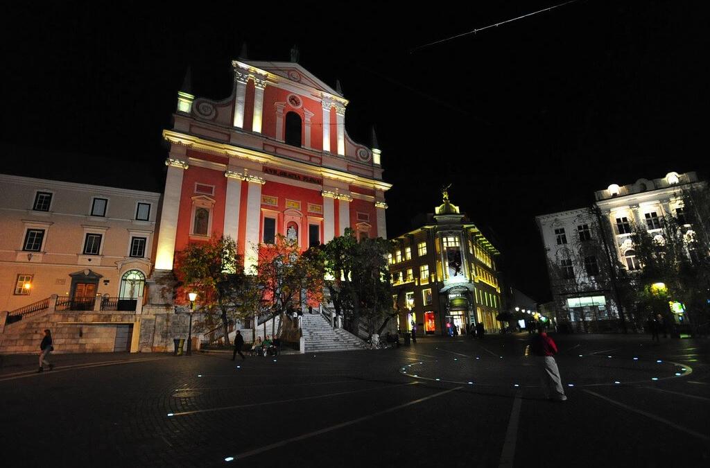 Essentially, The Odyssey…To Ljubljana