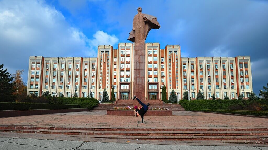 Let's Do The Tiraspol Transnistrian Time Warp Again