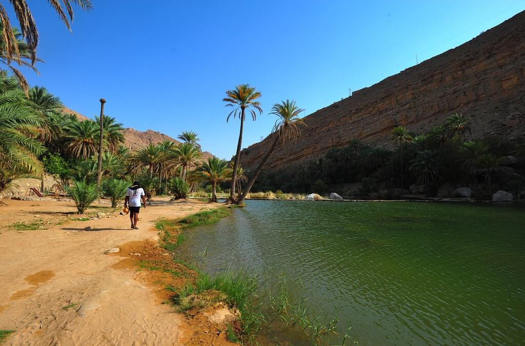 Wadi Bani Khalid: An Oasis In The Desert