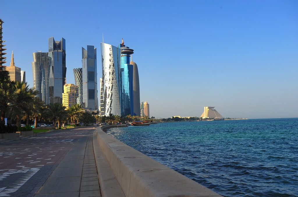 "Doha: Teardrops On My ""Qatar"""