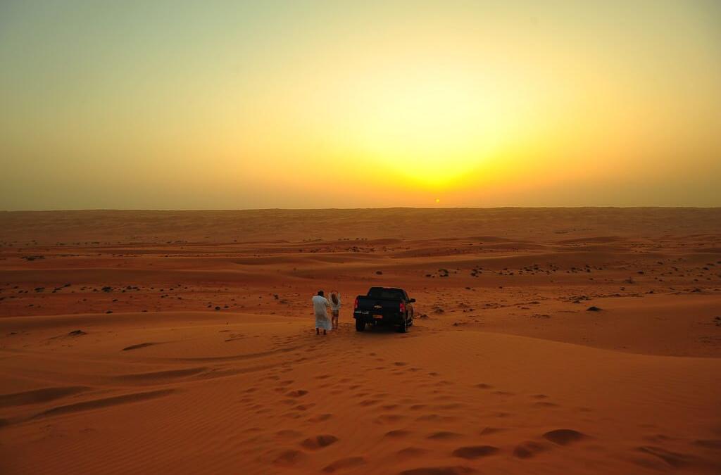 O Man, Oman: Wahiba Sands