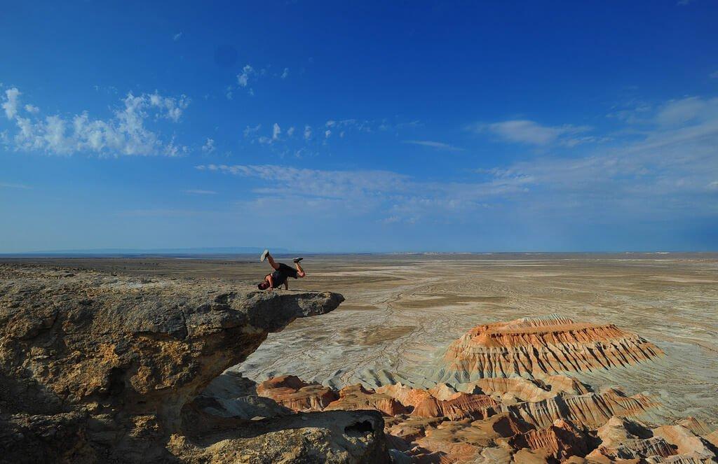 "Yangykala: Turkmenistan's Own ""Grand Canyon"""