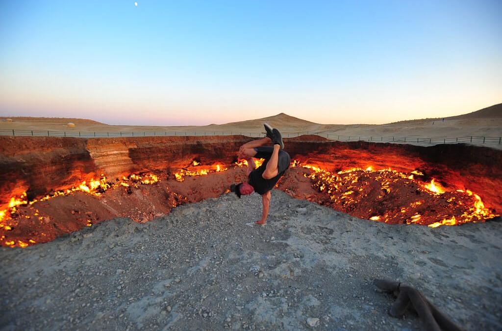Darvaza/Derweze: The Gates Of Hell