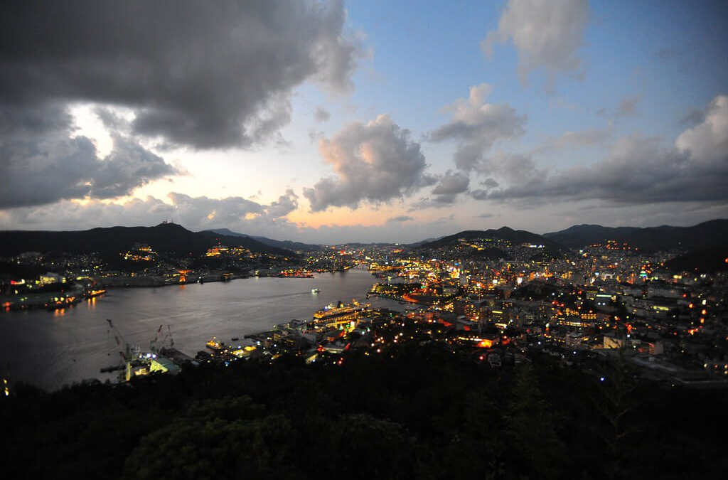 No Typhoon Can Stop The Monsoon: Nagasaki