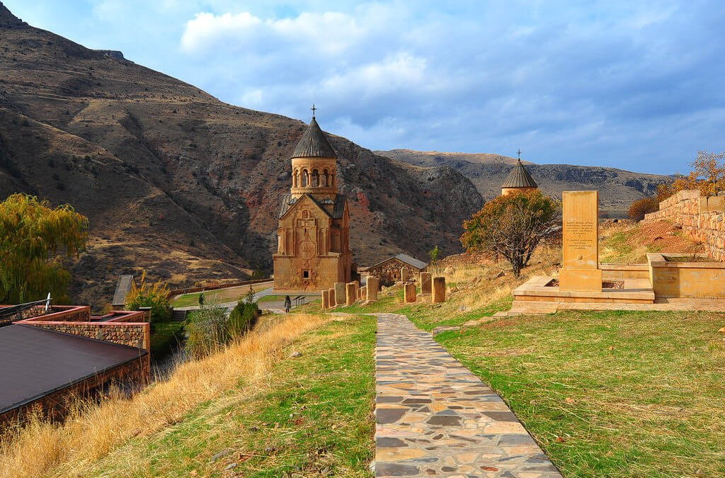 Noravank Me Later!