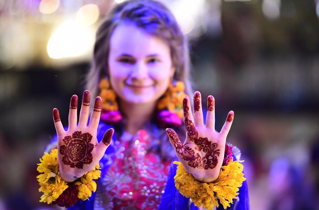 A Wedding In Islamabad – Day 1: The Mehndi / The Rasm-e-Heena