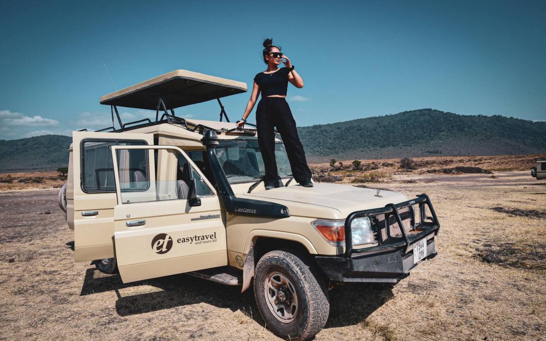 The Tanzanian Safar(i) So Good Epic: The Ngorongoro Crater