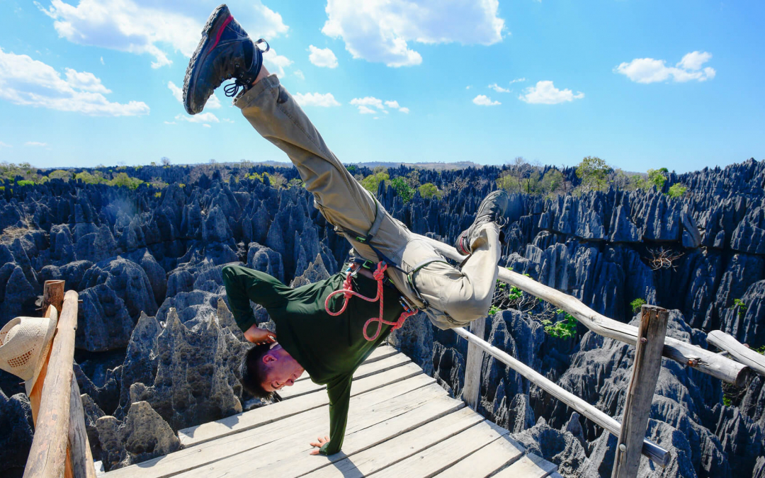 Feeling A Little Tsingy de Bemaraha — The Limestone Forest Cathedral