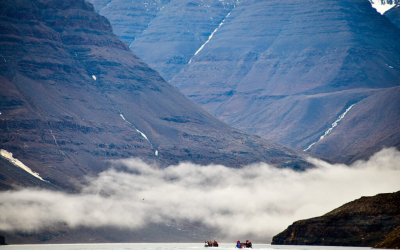 "Greenland Day 6: We ""Rømer Fjord"" & Turner Up The Sund!"
