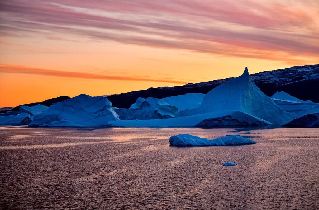 "Greenland Day 3: We ""Røde Fjord"" Through Greenland!"