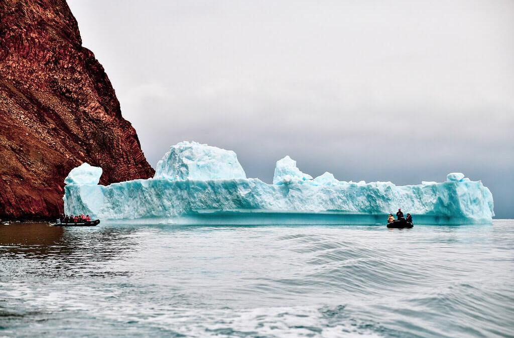 Greenland Day 2: Vikingebugt & Danmark Island