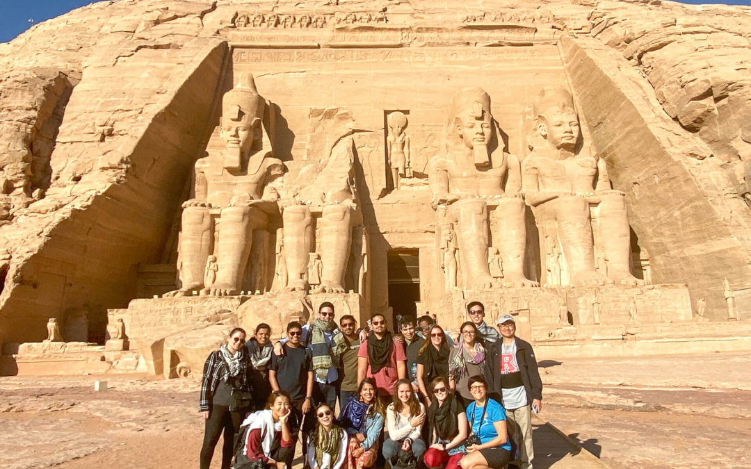 Life's Simbel — It's Abu The People That Make The Trip, Not The Destination