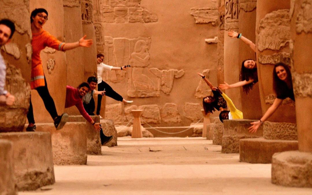 Luxor-y Travel