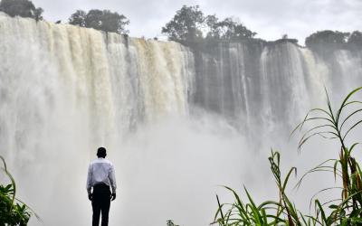"""A """"Malanje"""" Of Memories: Calandula/Kalandula Falls & Kwanza Rapids"""
