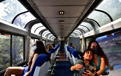Zephyr-initely a Trip to Remember — From SF to NYC on Amtrak: The California Zephyr & Lake Shore Limited