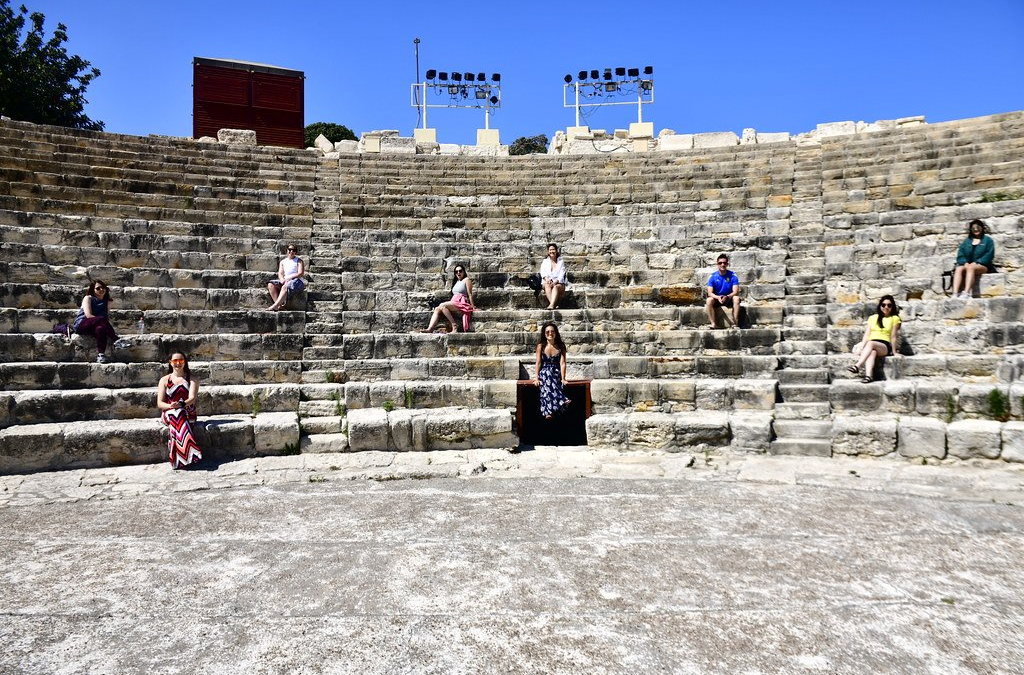 "I'm At A ""Paphos,"" Tryin' To Call Home: From Nicosia through Akotiri to Paphos"