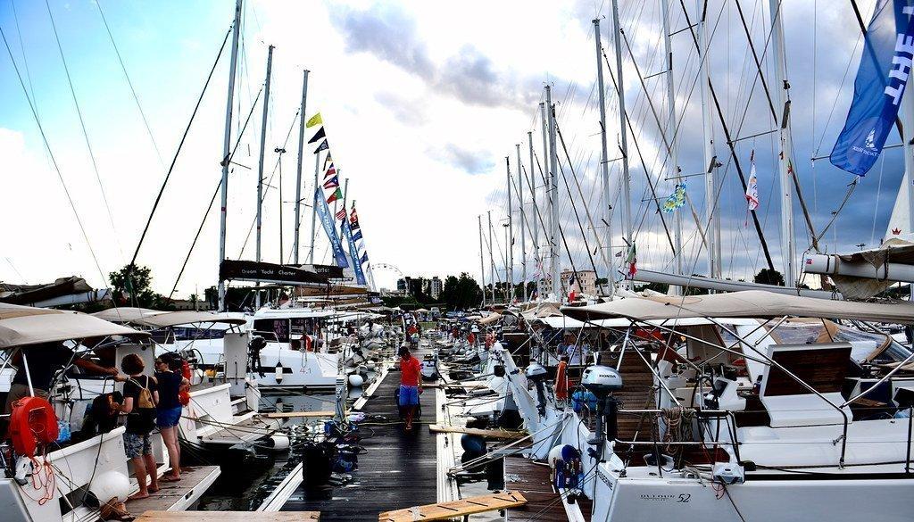The Yacht Week Sardinia Day 1 – Olbia Base Marina & Portisco