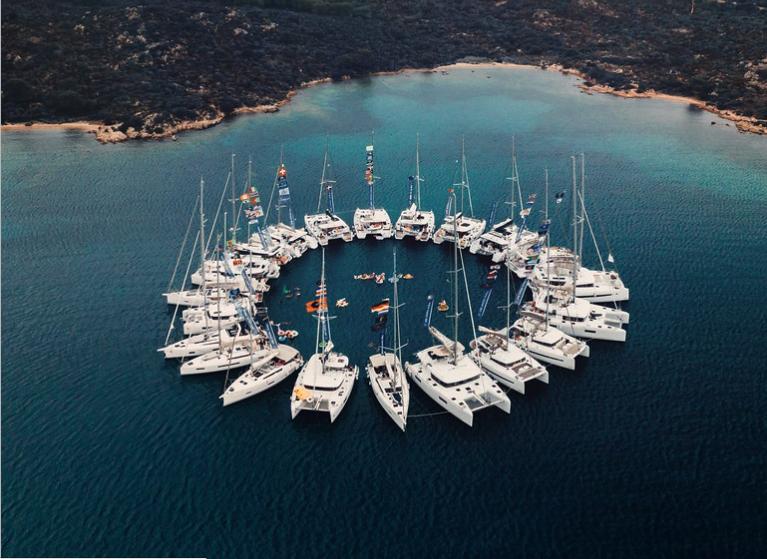 The Yacht Week Sardinia Day 6 – Poltu Quatu to Porto Cervo