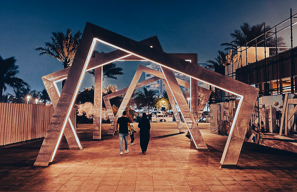 Return of the Jeddah